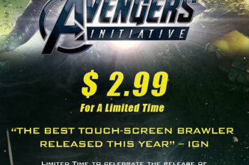 Epic Price Drop for Marvel's Avengers Initiative