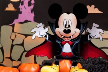 Disney Interactive Family Websites Offer Last-Minute Tricks and Treats