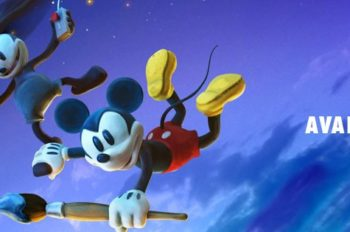 Disney Epic Mickey 2: The Power of Two Available Now