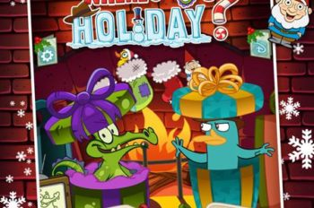 Disney Mobile Games Gifts 'Where's My Holiday?' in Time for Christmas