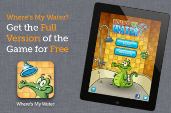 Disney Family Deals Helps You Stay Clean with Swampy in 2013