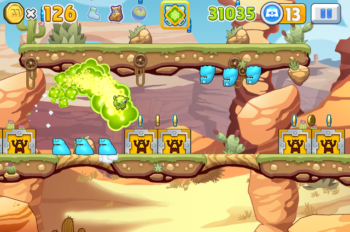 Dash to App Store to Download 'Monsters, Inc. Run' for Free1