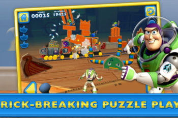 Disney Mobile Games Launches Toy Story: Smash It!