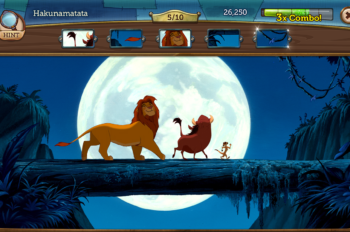 Hakuna Matata! Classic Scene from 'The Lion King' Now playable in Disney Hidden Worlds for a Limited Time