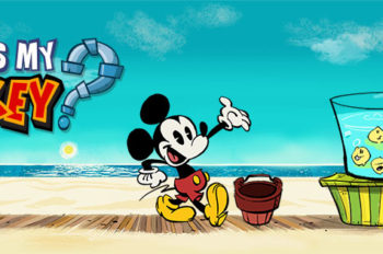 'Where's My Mickey?' and 'Where's My Mickey? XL' Available for Free on App Store