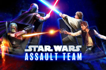 Create an Epic Squad and Take on Imperial Forces in 'Star Wars: Assault Team'