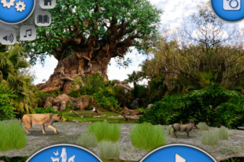 Discover Nature with Augmented Reality in 'Disneynature Explore' App