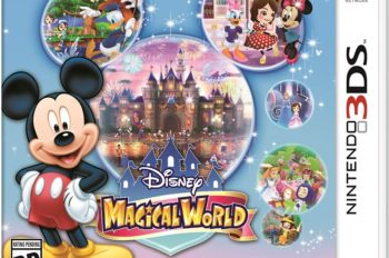 Experience A Whole New World for Nintendo 3DS With Disney Magical World