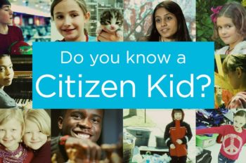 Disney Interactive Spotlights Everyday Kids Doing Extraordinary Things in New Web Series 'Citizen Kid'
