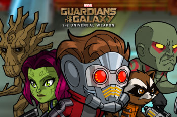 "Marvel Launches ""Guardians of the Galaxy: The Universal Weapon,"" the Official Mobile Game Inspired by the Film"
