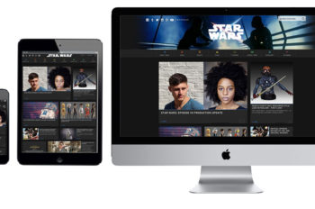 StarWars.com Relaunches with Interactive Experiences, Exclusive News and Cross-Platform Compatibility