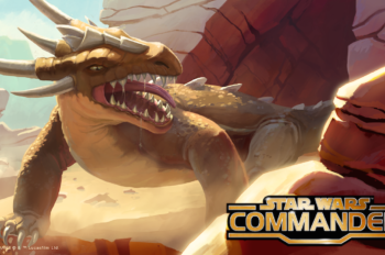 "Go ""Big Game Hunting in Latest Chapter of 'Star Wars: Commander'"
