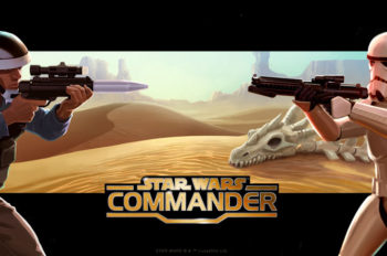 Star Wars: Commander Unleashes First Player-vs.-Player Tournament