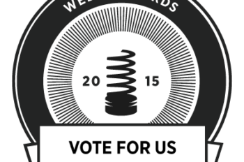 Vote for StarWars.com and Blank: A Vinylmation Love Story for Webby People's Voice Awards!