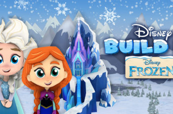 Do You Wanna Build Elsa's Palace? Disney Build It: Frozen Now Available for Mobile Devices