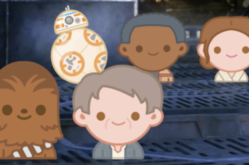 Star Wars: The Force Awakens Retold Using Emoji
