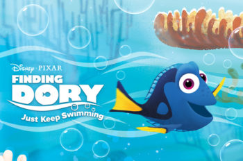 Finding Dory: Just Keep Swimming Game Now Available for Apple TV
