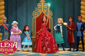 "Disney ""Elena of Avalor"" Products Make Their Royal Debut"