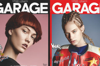 Garage Magazine And Marvel Turn Supermodels Into Super Heroes