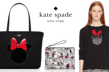 MEDIA ALERT: Disney Consumer Products and Interactive Media Unveils Kate Spade New York For Minnie Mouse Collaboration