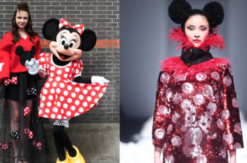Disney Collaborates with Four Chinese Designers to Launch New Fashion Collections Inspired by Minnie Mouse