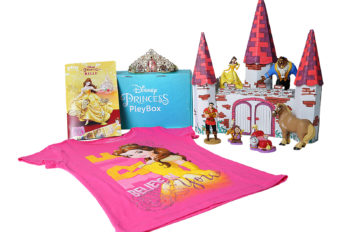 Disney Princess Mystery Box Service Launches From Pley.com