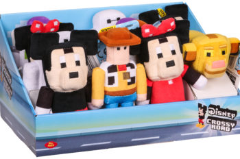 Moose Toys Launches Disney Crossy Road Merchandise