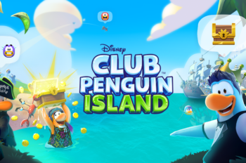 Club Penguin Island launches for mobile