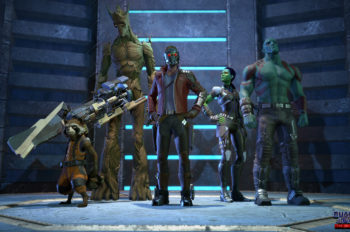 Telltale Games And Marvel Entertainment Reveal World-First Look & Cast Details For Marvel's Guardians Of The Galaxy: The Telltale Series