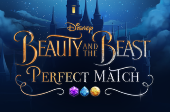 Beauty and the Beast: Perfect Match available now for mobile devices