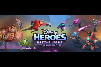 'Disney Heroes: Battle Mode' Launches Worldwide