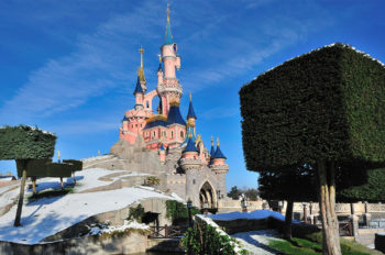 Disneyland Paris celebrates its 25th Anniversary every day with a dazzling array of new experiences