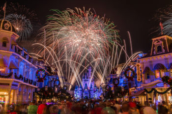Walt Disney Parks & Resorts Celebrates the Festive Season With 12 Days of Announcements