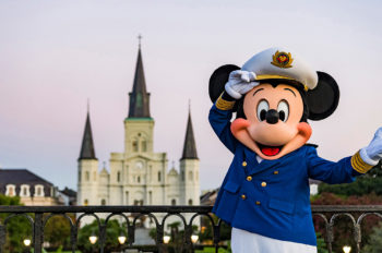 Disney Cruise Line to Sail from New Orleans for First Time in Early 2020