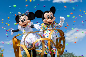 Disneyland Resort Launches 2019 with a Party for Mickey Mouse, the Summer Opening of Star Wars: Galaxy's Edge and More Magic Than Ever Throughout the Resort