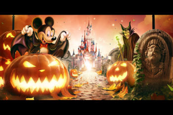 A monstrously crazy Halloween at Disneyland Paris celebrating 90 years of fun with Mickey