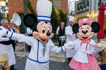 Disneyland Paris will make your taste buds sing during the 2nd edition of the Rendez-Vous Gourmand