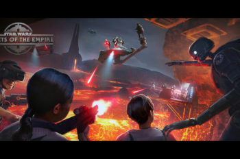 Lucasfilm, ILMxLAB and The VOID Announce Tickets Are Now On Sale for Star Wars: Secrets of the Empire Immersive Hyper-Reality Experience