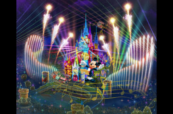 "Tokyo Disney Resort 35th ""Happiest Celebration!"" New Entertainment and Events for Summer Starting July 10"