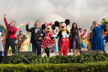 Epcot at 35: Reflecting on a Storied Past, Poised for a Promising Future of Creativity and Innovation