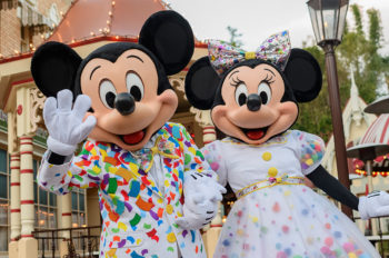 Disneyland Resort is Throwing a Party for the Legendary Duo that Started it All: Get Your Ears On – A Mickey and Minnie Celebration