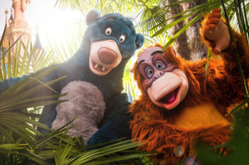 Disneyland Paris Announces a roaring Summer dedicated to The Lion King and The Jungle Book