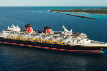 Disney Magic Earns a Top Honor from Cruise Critic Cruisers