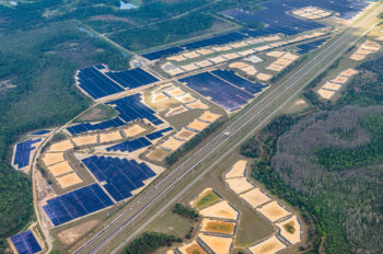 Walt Disney World Resort Celebrates Earth Day With Massive New Solar Facility Capable of Powering Two Theme Parks