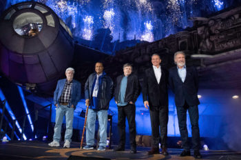 Star Wars: Galaxy's Edge Unveiled to the World in Epic Grand Opening Ceremony at Disneyland Park