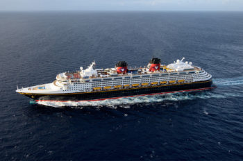 Disney Cruise Line Earns Honor from Port of Vancouver for Environmental Commitment