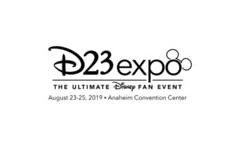DISNEY PARKS, EXPERIENCES AND PRODUCTS REVEALS  PLANS FOR D23 EXPO, AUG. 23-25, 2019