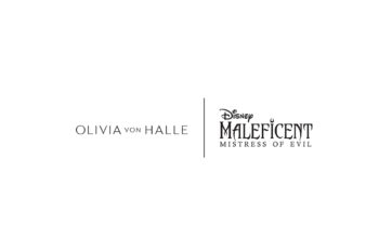Olivia von Halle Creates Capsule Inspired by Disney Maleficent: Mistress of Evil