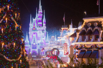 ABC and Disney Channel Bring the Magic of Disney Parks to Viewers with Three Holiday Specials Featuring Some of Today's Biggest Stars