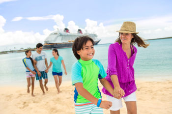 """Disney Cruise Line and Adventures by Disney Experiences Named """"Best for Families"""" in the Cruise Critic Editors' Picks Awards for the Fourth Consecutive Year"""